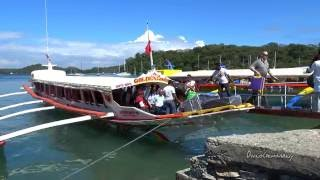 Puerto Galera Philippines  city pictures gallery : Banca Boat Experience to Puerto Galera Philippines from Bataganas