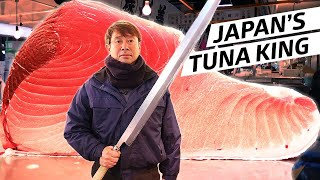 Video The Tuna King Reigns at Tsukiji Fish Market — Omakase Japan MP3, 3GP, MP4, WEBM, AVI, FLV Februari 2019