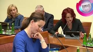 Bernadetta Krynicka tłumaczy, że rząd PiS pomaga niepełnosprawnym budując dla nich strzelnice…