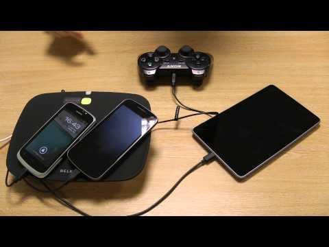 Belkin Conserve Valet - an energy-efficient USB charging station