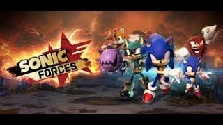 Sonic Forces Gameplay - [#01] (Nintendo Switch)