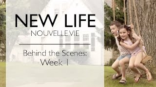 Nonton Behind The Scenes On New Life  Nouvelle Vie   Week 1 Film Subtitle Indonesia Streaming Movie Download