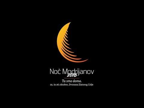 Noč Modrijanov 2018 | Uradni Napovednik I. | Official Trailer I.