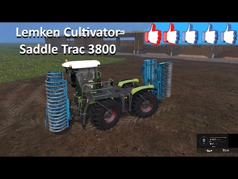 Lemken underground packer v2.0 SP