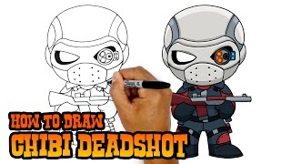 Video How to Draw Deadshot | Suicide Squad MP3, 3GP, MP4, WEBM, AVI, FLV Mei 2018
