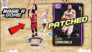 2k patched the most overpowered card in NBA 2k19 MyTeam....