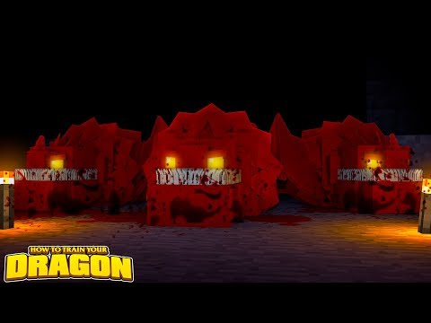 RED FIRE NATION SCREAMING DEATH! How To Train Your Dragon w/TinyTurtle
