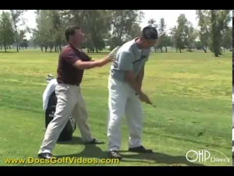 Turbo Charge Your Golf Swing – Secret of the Right Elbow