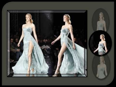 fashion shows - Slide show of Wedding Dresses Collections and Fashion shows By Atelier Aimee Bridal Dress Collections, Elie Saab Spring/Summer 2010 Haute Couture, Cymbeline ...