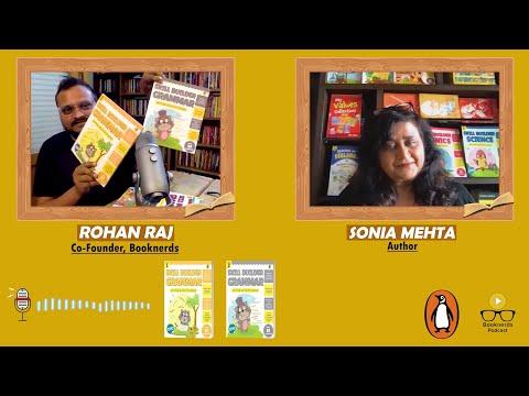 Booknerds Podcast | Sonia Mehta | SKILL BUILDER series | Grammar