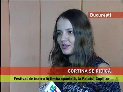 Cortina se ridică, la Festivalul de Teatru în limba spaniolă