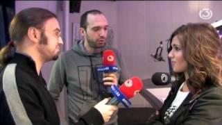 Cheryl Cole im Ö3-Austria Top 40 Studio