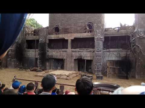 Taman Safari Indonesia Temple Of Teror