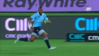 Waratahs v Reds Rd.9 2018 Super Rugby video highlights