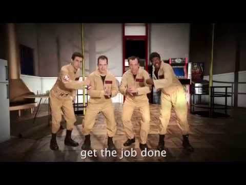 ERB Speed UP Ghostbusters vs Mythbusters. Epic Rap Battles of History Season 4