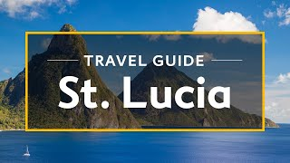 https://www.expedia.com/St-Lucia.d168.Destination-Travel-Guides Floating like an emerald teardrop between the waters of the ...