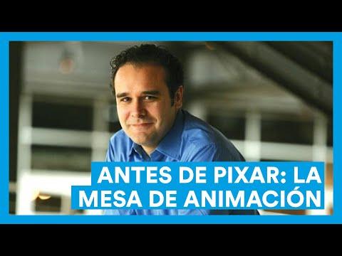 Antes de Pixar: la mesa de animación. Conferencia de Daniel López Muñoz