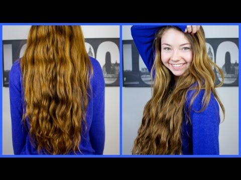 Hair - Send me pictures of your hair with #HairwithMere Long hurrr, don't curr! I hope this helps those of you guys that requested this video! :) Thanks for watchin...