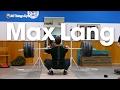 Max Lang Front Squats