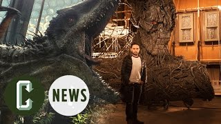 Jurassic World 2 Director J.A. Bayona Confirms It's Part of a Trilogy   Collider News by Collider