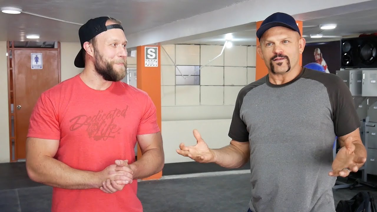 Punch for Punch with Furious Pete! (Ultimate Expedition Episode 2)
