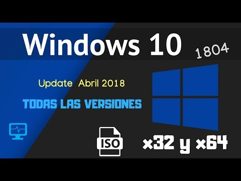 |ISO| Win 10 | Ultima Version 1803 |2019| AIO | X32 X64  [GRATIS]