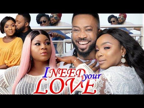 I Need Your Love Full Movie Season 1&2 - Chioma Chukwuka | Fredrick Leonard 2019 Nollywood Movie