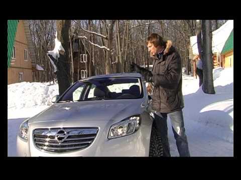 Opel Insignia Тест Opel Insignia diesel