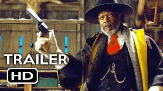 Nonton The Hateful Eight Official Trailer  2  2016  Samuel L  Jackson  Quentin Tarantino Movie Hd Film Subtitle Indonesia Streaming Movie Download