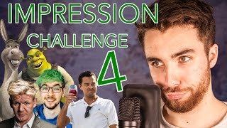 Your impressions submissions, send unlisted video to voiceraptor.submissions@gmail.comhttps://www.patreon.com/user?u=3213723FOLLOW ME ON:Facebook: https://www.facebook.com/VoiceraptorTwitter: https://twitter.com/c_hopkinsonSnapchat: chopkinson92Instragram: chopkinson1992Another impressions challenge, and you really have been challenging, of the impressions and which ones you want, and stuff.I don't know who Jackseptic eye was, but it was the top comment so that's in there. I forgot you wanted his outro song as well, but you know, the intro is the n that.Gordon Ramsey was fun to do, he ended up sounding a bit like orlando bloom but I've pretty much never tried him before. He's having yet another kitchen nightmare, wheres the lamb sauce!Leonardo Di Caprio is one I want to do properly but I enjoyed giving him a runover the day before. I enjoyed the wolf of wall street though probably wouldn't watch it again.The Shrek and Donkey one was also fun, I forgot how much fun it is to do two characters having a conversation and I've always enjoyed doing exact quotes more than random lines. I think shrek has improved quite a bit!