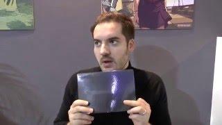Les Questions aléatoires : Benjamin Lacombe (Angoulême 2016) - Interview - ALICE AU PAYS DES MERVEILLES