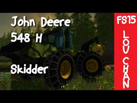 John Deere 548H v1.0 beta