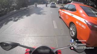 Ride bangkok with 899 panigale