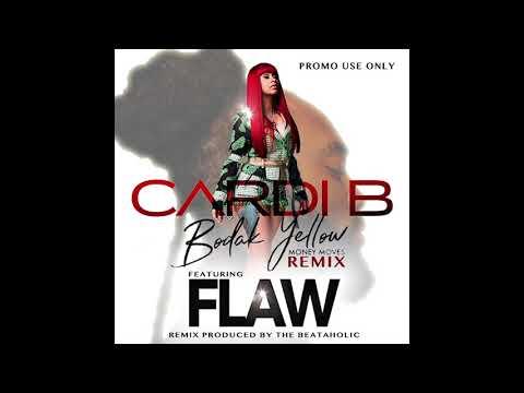 Cardi B - Bodak Yellow ft FLAW (Beataholic Remix) Clean