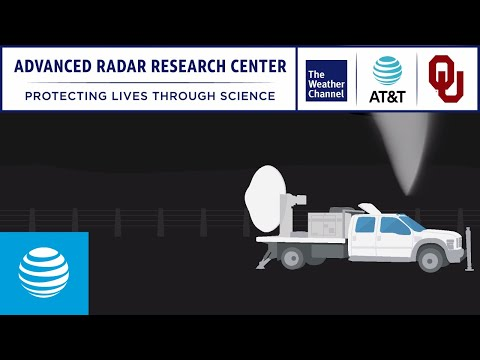 Delivering Real-Time Data During Severe Storms