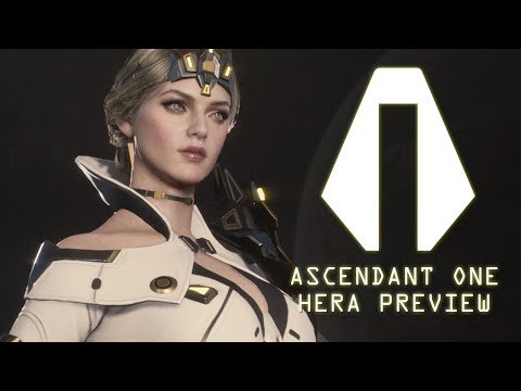 Ascendant One Hera Preview Close Up & AI Training Room