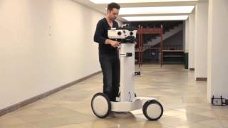 NavVis M3 Mapping Trolley - English