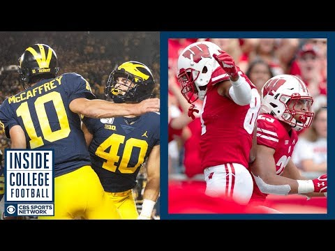 Video: #11 Michigan at #13 Wisconsin Preview | Inside College Football