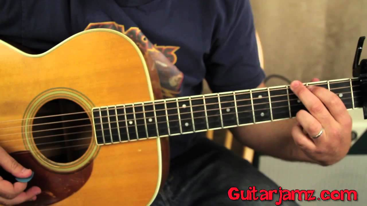 Adele – Someone Like You – Easy Acoustic Songs On Acoustic Guitar – Lessons