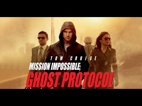Latest movie 2020 Mission Impossible Ghost Protocol Best Action Movies Full Length English