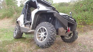 8. Slow Crawling In Can Am Commander