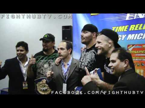 Tim Sylvia says Ray Mercer result will not happen to Randy Couture vs James Toney