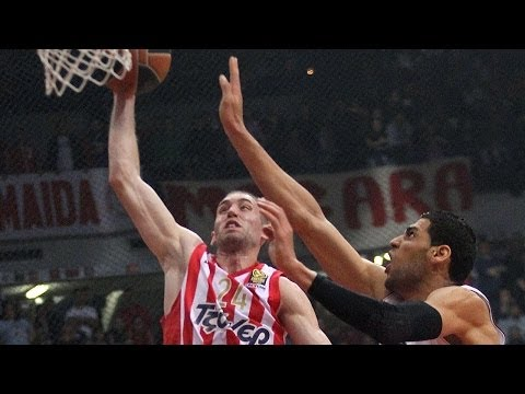 plays - Don't miss to take a look at the best five plays of the Turkish Airlines Playoffs Game 3.