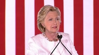 Sanford (FL) United States  city photos : Watch: Clinton pledges to combat gun violence and protect America