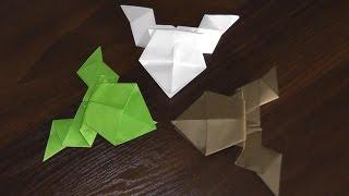 Орігамі паперова жаба (жабка), що стрибаєВ цьому відео ми з Вами дізнаємося, як зробити дуже прикольну жабу своїми руками. Ця жабка може стрибати. І тепер Ви знаєте, чим можна розважитися на перервах у школі -  можна влаштовувати змагання, чия жаба крутіша і чия жаба далі стрибає.Її робити дуже легко. Навіть, якщо Ви тільки-тільки пізнаєте ази мистецтва орігамі. Тобто це просте орігамі для новачків (для початківців).Опис відео:00:06 Нам знадобиться квадратний аркуш паперу.00:08 згинаємо навпіл.00:37 робимо крок №200:55 крок №31:24 крок №42:09 крок №52:35 крок №62:58 крок №73:23 крок №83:53 крок №94:24 крок №104:51 Все! Жаба, що стрибає з паперу в техніці орігамі готова!Підписуйтесь на наш канал «Розумна дитина»(YouTube канал Розумна Дитина):https://www.youtube.com/channel/UCpKlZnl88hGmT363eG4mtEgДивіться, як зробити класну паперову іграшку у вигляді гармошки (Орігамі райдужна пружинка, орігамі «Райдуга») тут: http://youtu.be/itETbru8OYMЯк зробити голуба з паперу дивіться тут: http://youtu.be/pxeab6l5YcMЯк зробити квітку тюльпан дивіться тут: http://youtu.be/IAhIg3XJqU8Як зробити гарне серце дивіться тут: http://youtu.be/NmjhMP5BVLkЯк зробити гарний конверт відео урок тут: http://youtu.be/6lKJFnx50Bs