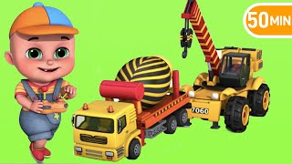 Video Surprise Eggs | Construction Truck Toy for Kids - Crane Part 04 | Surprise Video from Jugnu Kids MP3, 3GP, MP4, WEBM, AVI, FLV Juli 2017