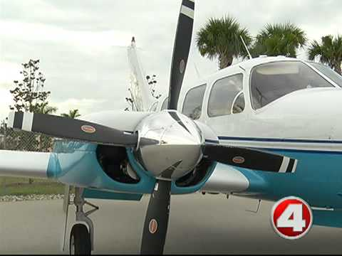 Decision on plane for Lee County Commissioners