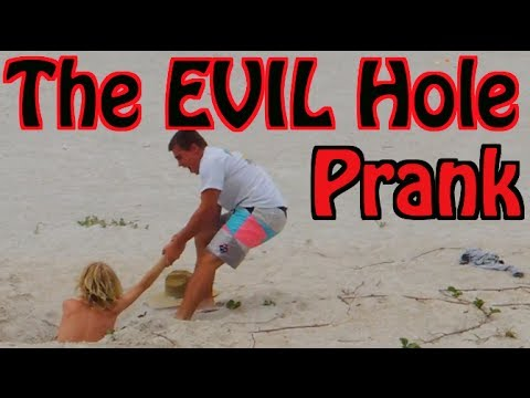 Public - THE EVIL HOLE PRANK!!!!!! Please LIKE SHARE & SUBSCRIBE! For Updates on the latest pranks go FOLLOW US! Instagram : @MustyCarlos http://instagram.com/MustyCa...