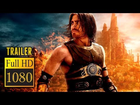 🎥 PRINCE OF PERSIA: THE SANDS OF TIME (2010)   Full Movie Trailer   Full HD   1080p