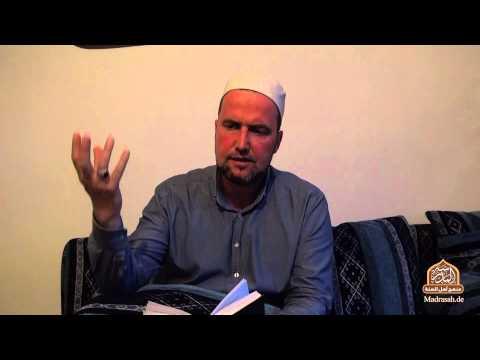 Bidāyatul Hidāya 5.1 | Adab nach dem Sonnenaufgang bis zum Mittag | Ustadh Mahmud Kellner